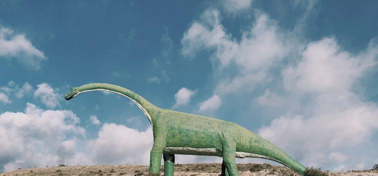 Comment relooker une chambre d'enfant dans un style dinosaure ?