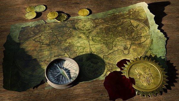 Quelle carte du monde à gratter choisir pour son voyage?