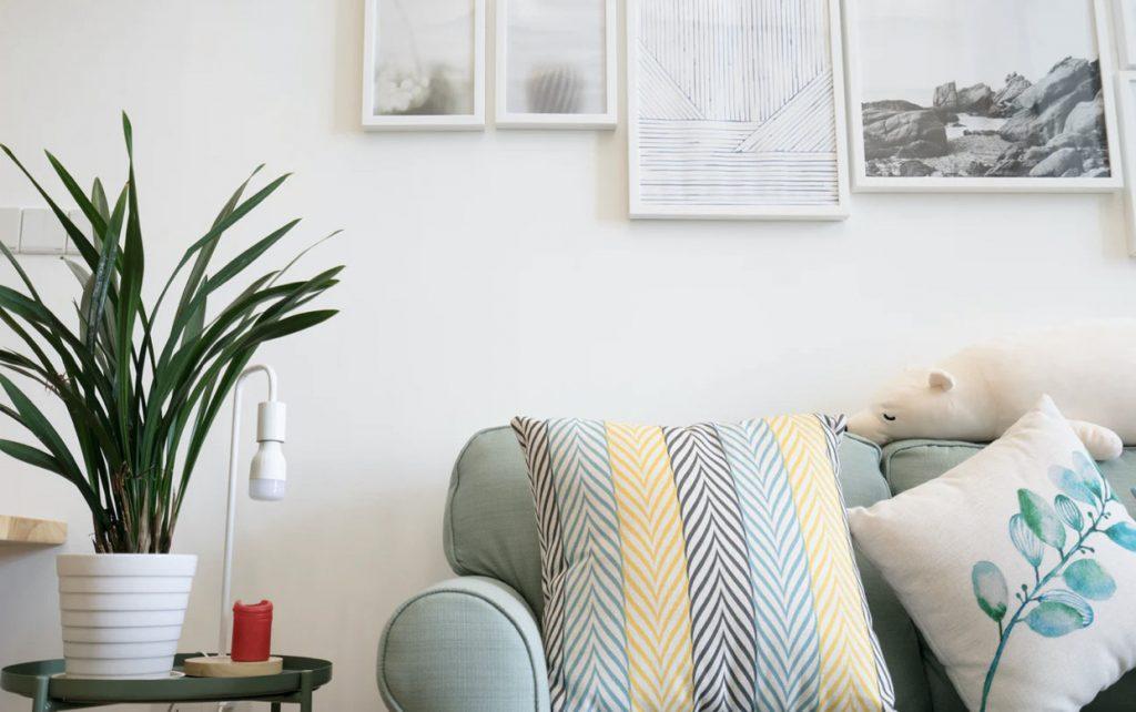 tableau décoratif salon