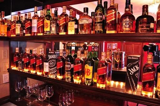 bar à boisson